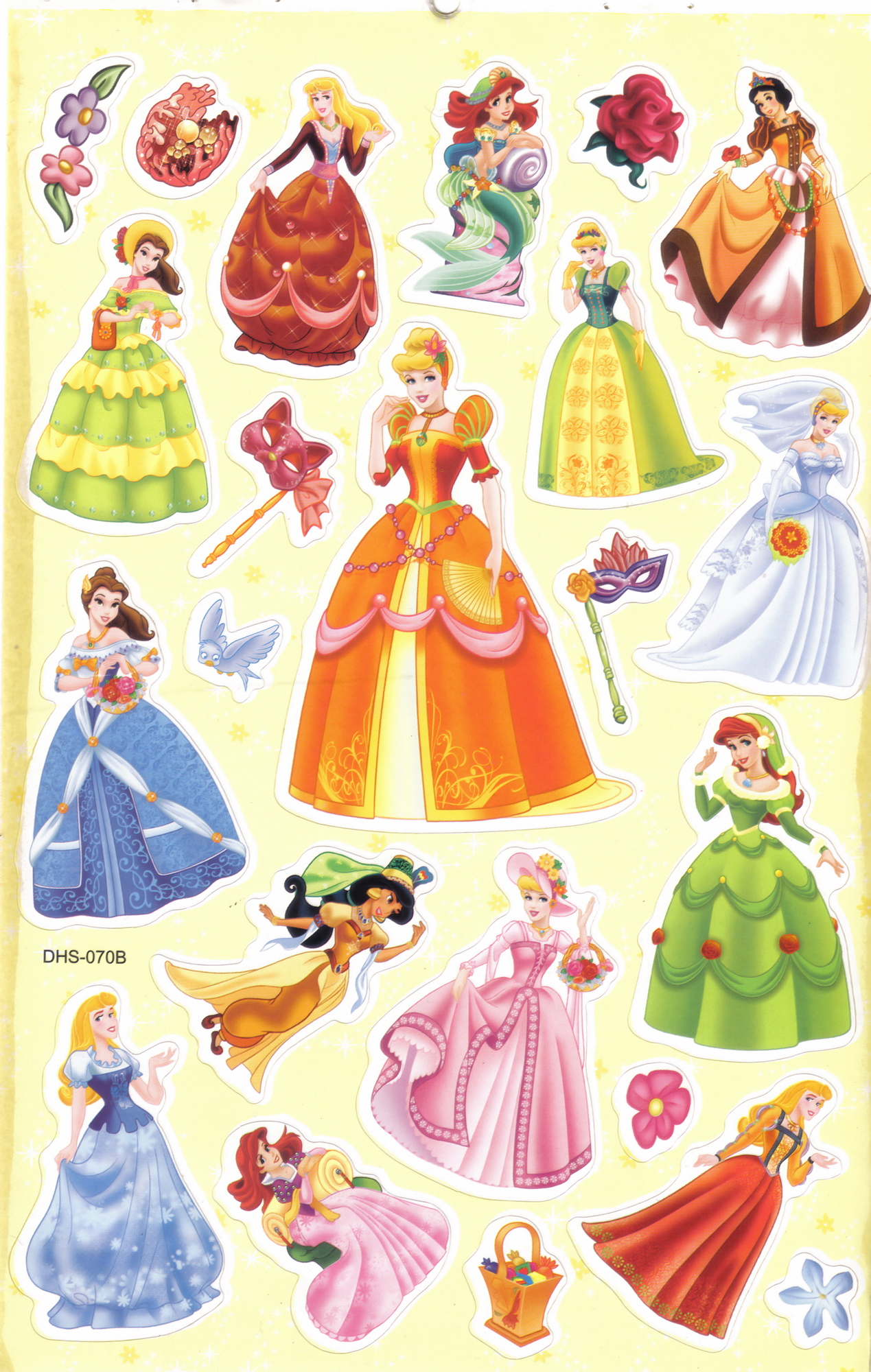 Scans Amp Icons Disney Princesses
